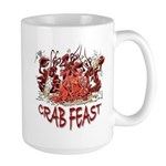 Crab Feast Large Mug