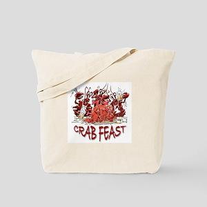 Crab Feast Tote Bag