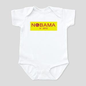 Nobama in 2012 Infant Bodysuit