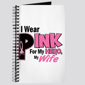 I Wear Pink For My Wife 19 Journal
