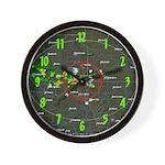 """""""Doppler Radar"""" Wall Clock"""