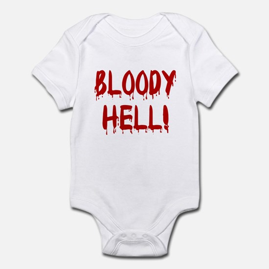 BLOODY HELL! Infant Creeper