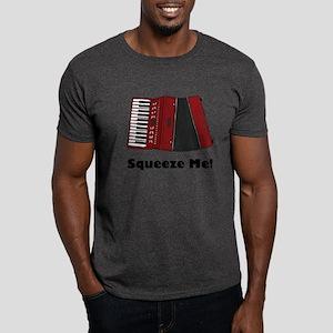 Accordion Squeeze Box Dark T-Shirt