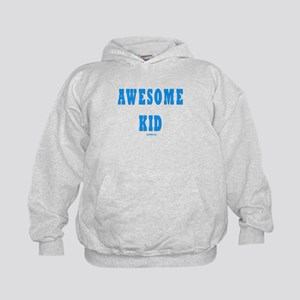 Awesome Dad and Kid Matching Kids Hoodie