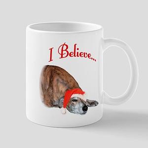 Greyhound I Believe Mug