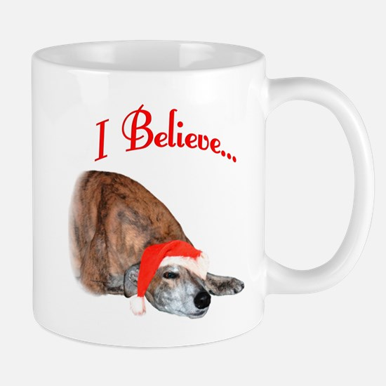 Greyhound I Believe Mug