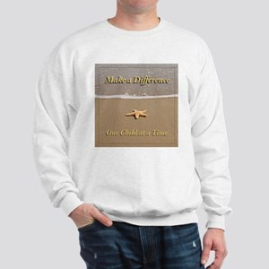 One Child at a Time Sweatshirt