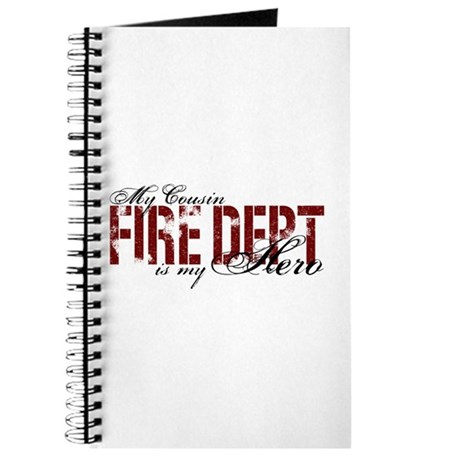 My Cousin My Hero - Fire Dept Journal