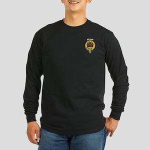 Clan McLeod Long Sleeve Dark T-Shirt
