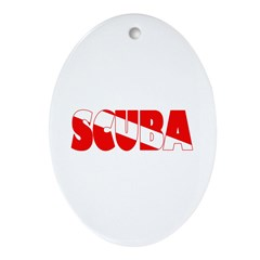 https://i3.cpcache.com/product/330521535/scuba_text_flag_oval_ornament.jpg?side=Front&height=240&width=240
