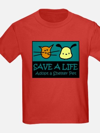 Save A Life Adopt a Pet T