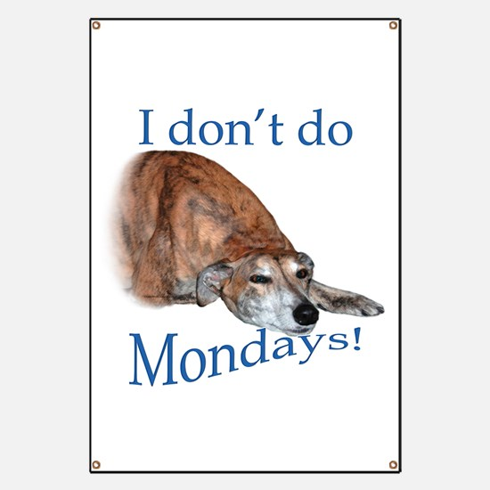 Greyhound Monday Banner