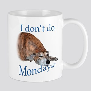 Greyhound Monday Mug