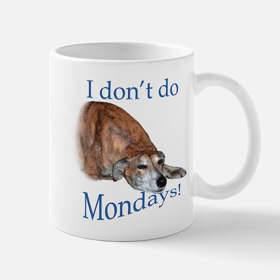 Greyhound Monday Mug