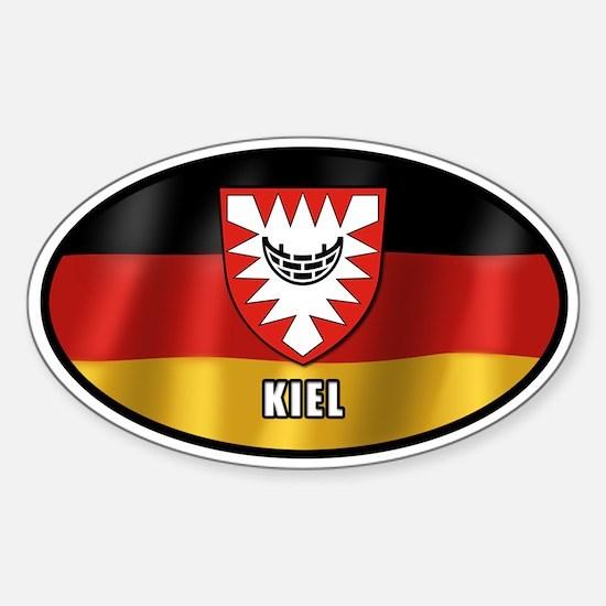 Kiel coat of arms (white letters)