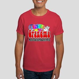 Groovy Grandma Dark T-Shirt