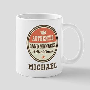 Personalized Band Manager Gift Mugs