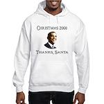 Barack Obama Christmas Hooded Sweatshirt