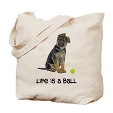 German Shepherd Life Tote Bag