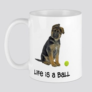 German Shepherd Life Mug