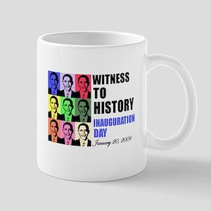 Witness to History, Inaugurat Mug
