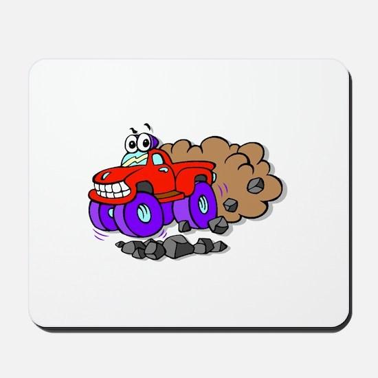 Monster Truck Mousepad