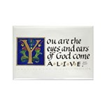 Eyes And Ears Of God Magnet Pack