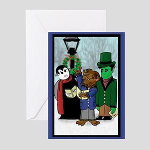 Little Monsters Christmas Card (Pk of 10)