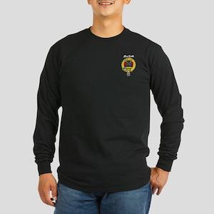 Clan MacLeod Long Sleeve Dark T-Shirt