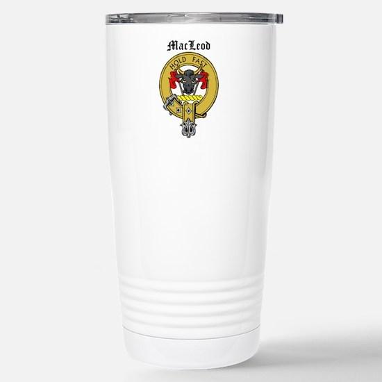 Clan MacLeod Stainless Steel Travel Mug
