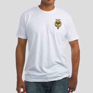 Clan MacLeod Fitted T-Shirt