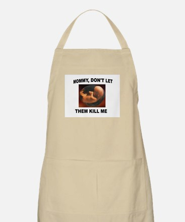 WHICH KILLS MORE ? BBQ Apron