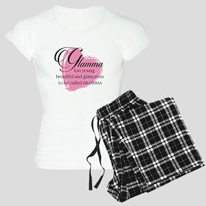Glamorous Grandma Pajamas