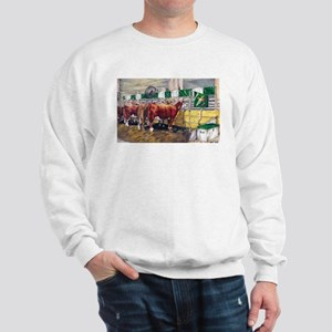 """Color of Money"" Hereford Sweatshirt"