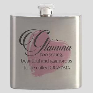 Glamorous Grandma Flask
