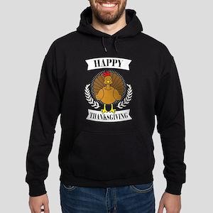 Happy Thanksgiving Turkey Holidays Sweatshirt