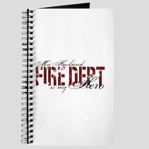 My Husband My Hero - Fire Dept Journal