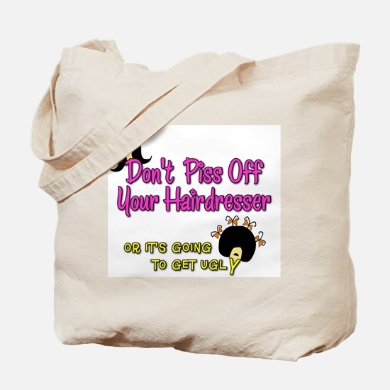 Don't Get Ugly Tote Bag