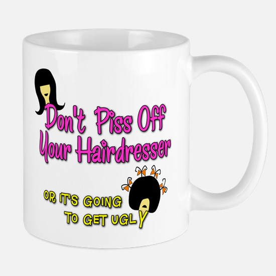 Don't Get Ugly Mug