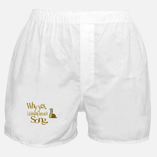 Burst in Song Boxer Shorts