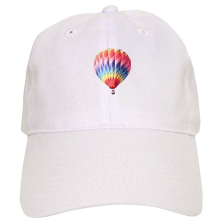 Hot Air Balloon Cap
