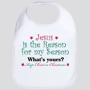 Jesus is my reason Bib