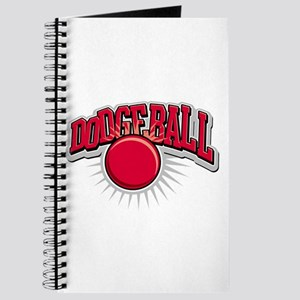Dodge Ball Logo Journal