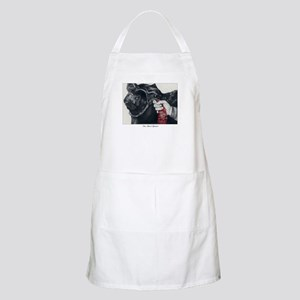 """One Man's Opinion"" BBQ Apron"