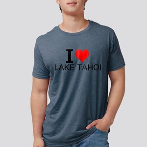 I Love Lake Tahoe T-Shirt