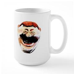 Let Teddy Win Mug - Large