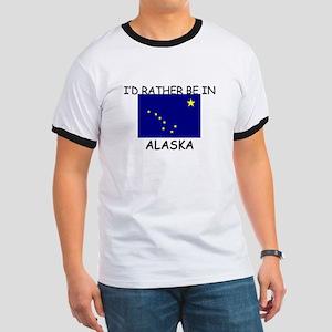I'd rather be in Alaska Ringer T