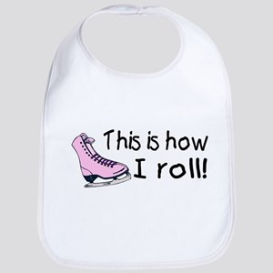 This Is How I Roll (Skate) Bib