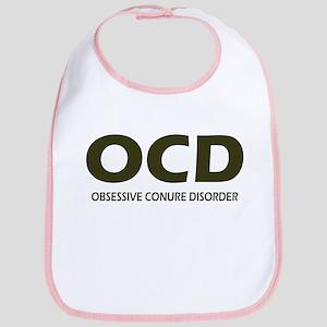 Obsessive Conure Disorder Bib