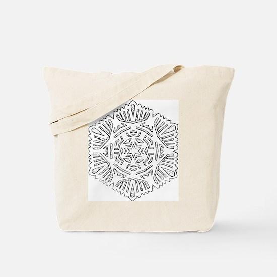 Unique Mixed faith Tote Bag